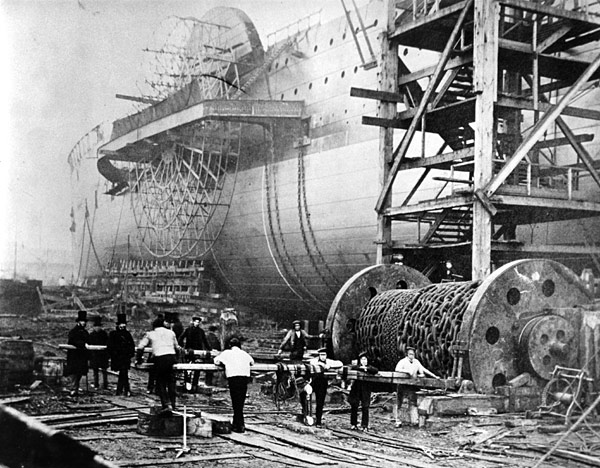 Great_eastern_launch_attempt