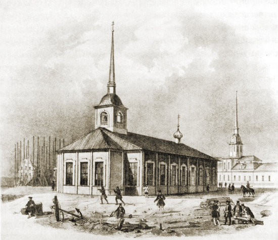 First_St._Isaac's_church